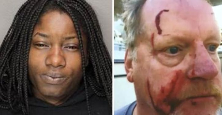 Black woman attacks white strangers with hammer because of their race and 'fancy' boat