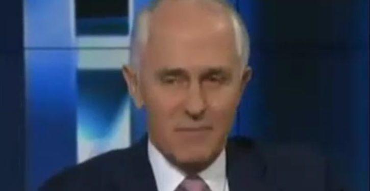 Australian PM Turnbull backs Trump in Putin meeting, calls him 'American patriot'