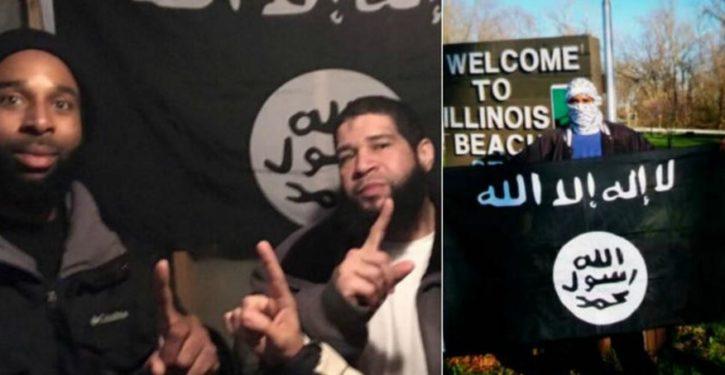 We're number one: U.S. top target of ISIS terror plots