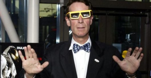 Families with 'extra kids' beware: Bill Nye is gunning for you by Ben Bowles