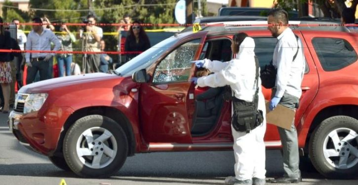 So many journalists are being killed in Mexico that one newspaper decides to shut down