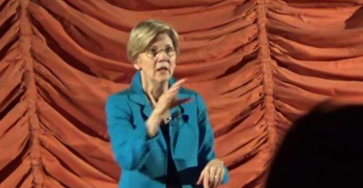 Warren one-ups Ocasio-Cortez in explaining why Trump job numbers actually stink by Ben Bowles