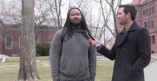 Video: How dangerous is Donald Trump? Harvard students weigh in by Howard Portnoy