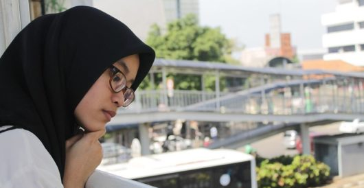 Dilemma: Hispanic Muslims find hijabs conceal ethnic identity from other Hispanics by Ben Bowles