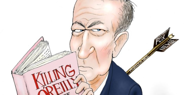 Cartoon of the Day: Killing O'Reilly