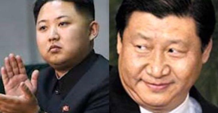 Now North Korea is threatening China