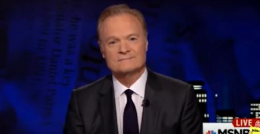 MSNBC host's bizarre theory: Putin behind chem attack in Syria – as way to 'help' Trump by J.E. Dyer