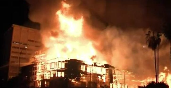 Arsonist who torched L.A. apartment complex sentenced to 15 years in prison