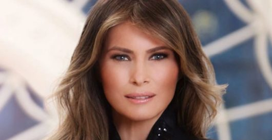 If anyone doesn't understand what it means to be first lady it's this Melania detractor by Ben Bowles