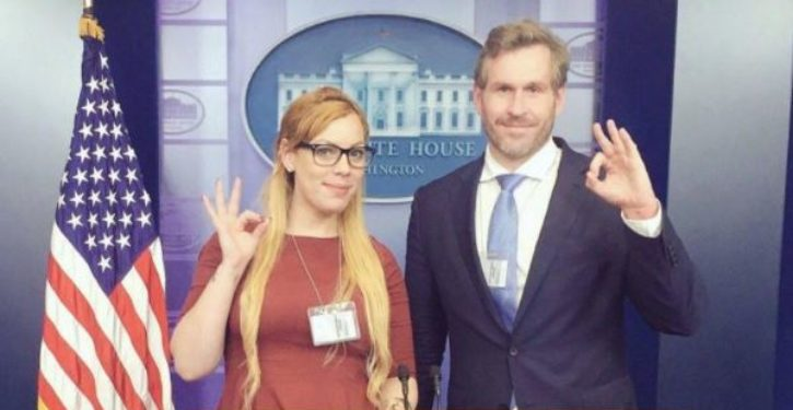 'OK' sign made with thumb and forefinger is secret hand signal among white supremacists
