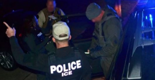 Dem measure would prevent ICE agents from IDing themselves as police by Ben Bowles