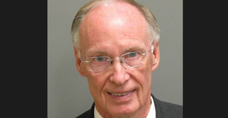 Alabama governor, under impeachment threat, resigns over misconduct allegations