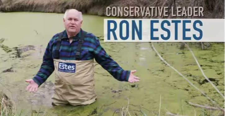 Kansas: Republican Ron Estes wins seat vacated by Mike Pompeo
