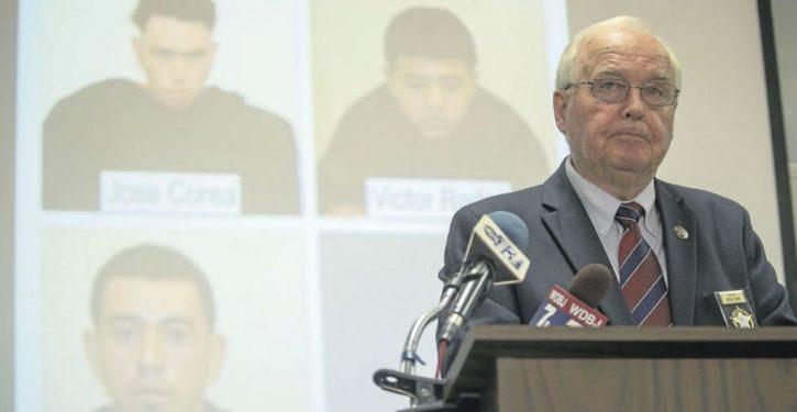 Suspects in death of Roanoke teen are illegal alien gang members