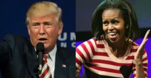 Michelle Obama for president? GOP strategist says, 'Laugh at your own peril' by Myra Adams