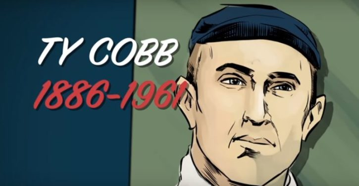 Video: Calling good people racist isn't new: The Ty Cobb story