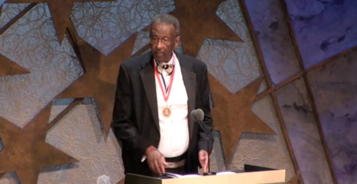 Walter Williams: 'If liberty dies in America, it will be dead for all times, everywhere'