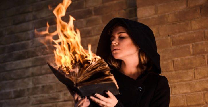 Democrats urge schoolteachers to burn book written by 'climate deniers'