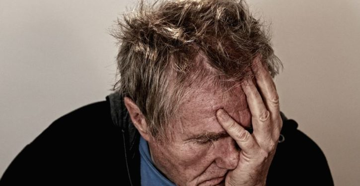 Psychologists now claim people are suffering PTSD from climate change