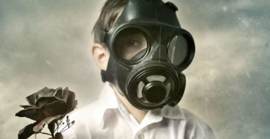 This is why the world banned chemical weapons in the first place by LU Staff
