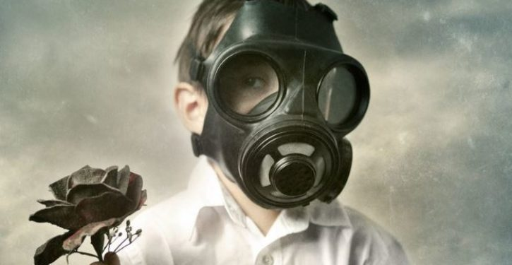 This is why the world banned chemical weapons in the first place