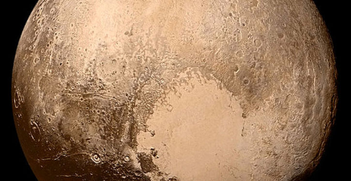 Pluto has been officially reclassified as a planet!