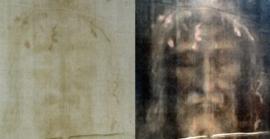 Easter and the Shroud of Turin: 'Nothing is impossible with God' by Myra Adams