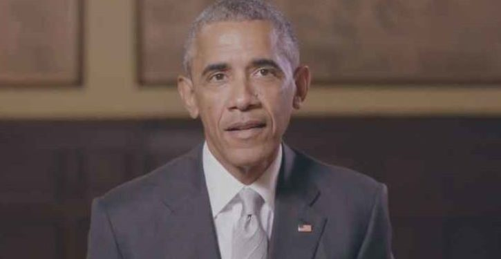 Obama interferes in French election, cuts ad for all-purpose leftist Macron