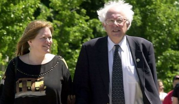 Bernie Sanders and wife lawyer up bigtime in response to FBI investigation for bank fraud by Ben Bowles