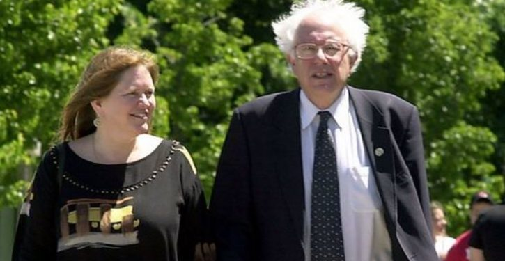 Confirmed: FBI conducting even more interviews over alleged bank fraud involving Bernie Sanders's wife