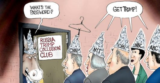 Cartoon of the Day: Members only by A. F. Branco