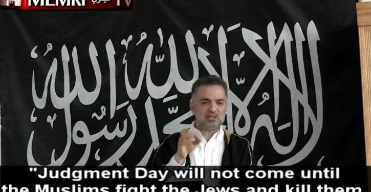 Denmark: Jewish leaders complain in gentle, tentative manner when imam calls for killing them