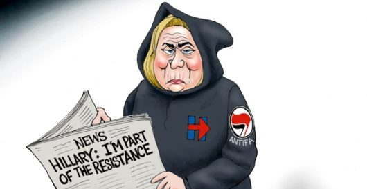 Cartoon of the Day: Resist she much by A. F. Branco