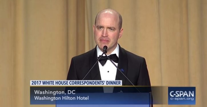 White House Correspondents' Association chief: 'We are not fake news'