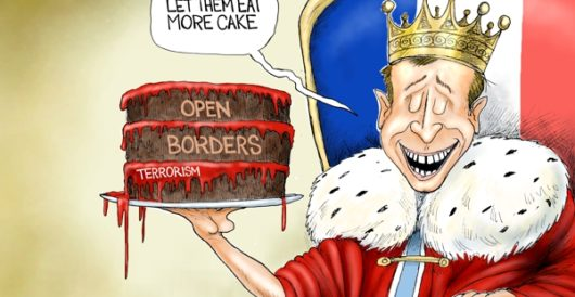 Cartoon of the Day: Now for dessert by A. F. Branco