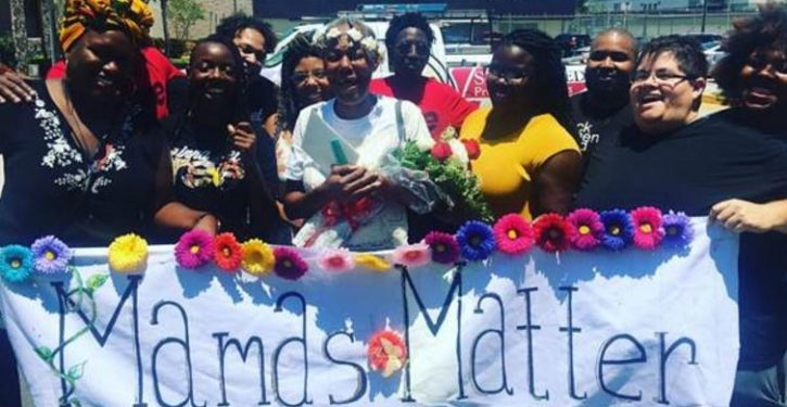 'Mama's Bail Out Day' brings black moms home from jail for Mother's Day