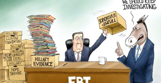 Cartoon of the Day: Presumed guilty by A. F. Branco
