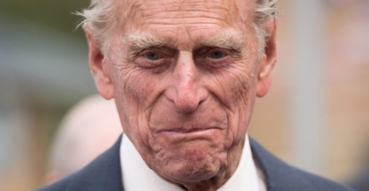 UK's Prince Philip, 97, is OK after crashing in driving accident; minor injuries to others