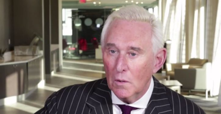 Roger Stone says Trump may not run in 2020, pledges to line up challenger to Pence-Haley ticket