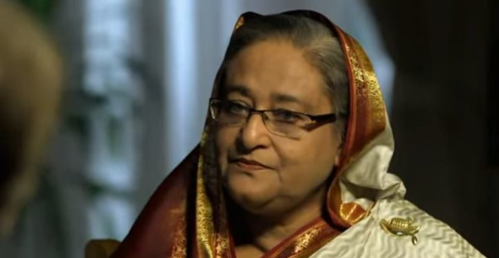 Bangladesh prime minister says Hillary personally pressured her to help foundation donor