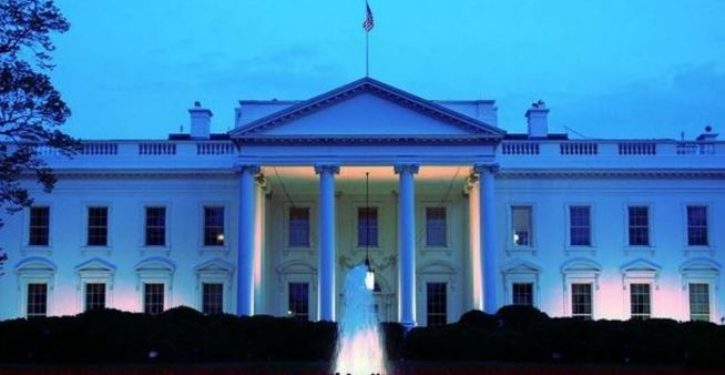 White House will be lit blue to honor law enforcement for Police Week