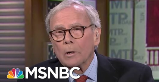 Tom Brokaw slams freshman Dems for holding 'pep rallies' instead of ending shutdown by Rusty Weiss