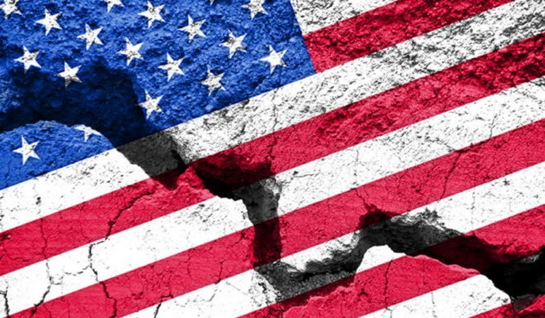 Study: Nearly a third of Americans support splitting country up into 'regions'