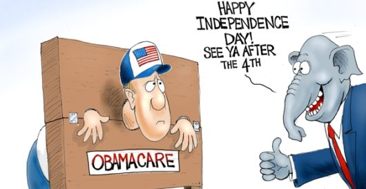 Cartoon of the Day: Gimme a break by A. F. Branco