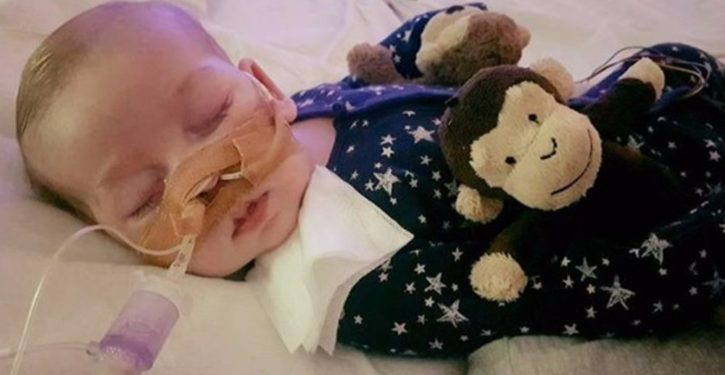 British ethicist on Charlie Gard: 'Children do not belong to their parents'