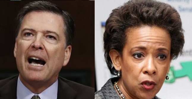 Bombshell: Transcripts show Obama AG Loretta Lynch accusing James Comey of lying under oath