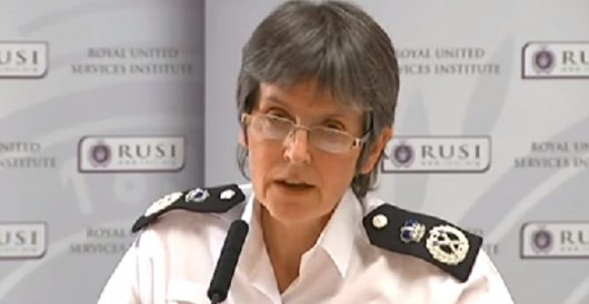 London police commissioner proud of the diversity of those killed in terror attack by Howard Portnoy