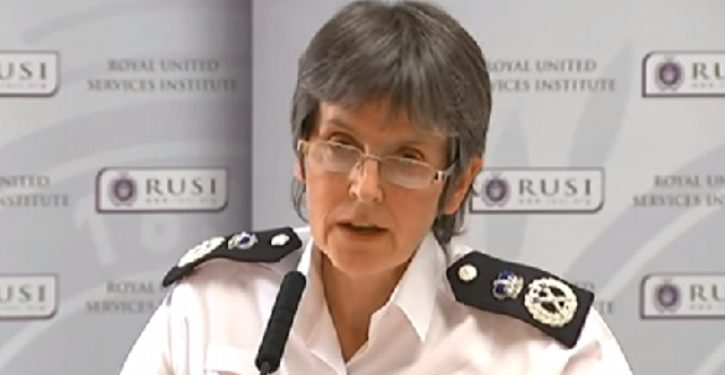 London police commissioner proud of the diversity of those killed in terror attack