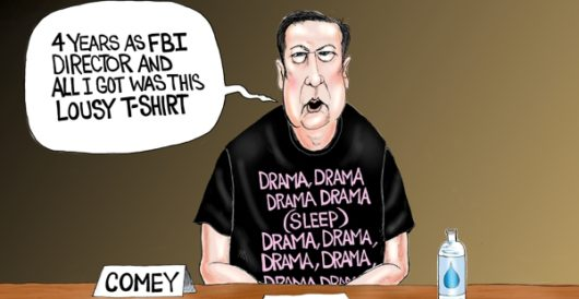 Cartoon of the Day: Disgruntled by A. F. Branco