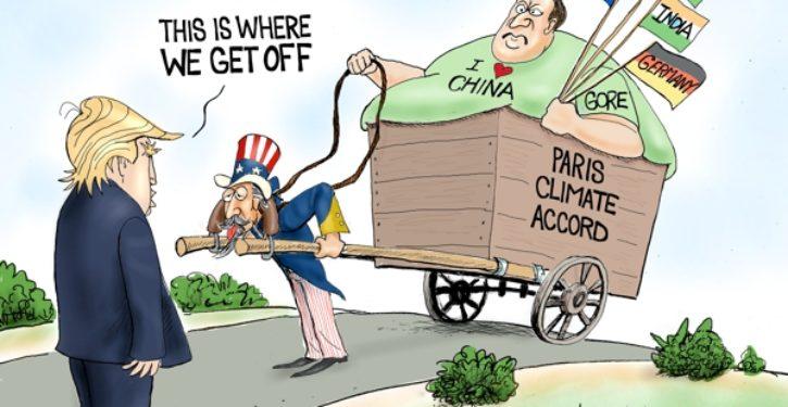 Cartoon of the Day: Beast of burden